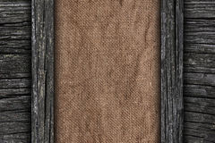 Background made of old wooden planks Royalty Free Stock Photos