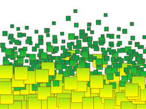 Background Made Out Of Lots Of Squares Royalty Free Stock Photography
