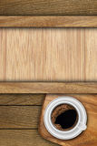 Background made of planks Stock Image