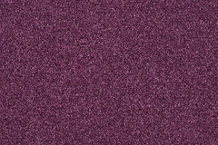 Background made of purple sand. Royalty Free Stock Images