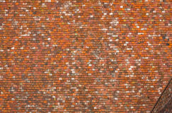 Background made of red roof tiles Royalty Free Stock Photography
