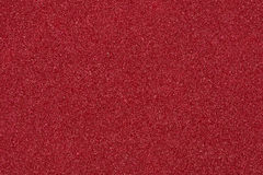 Background made of red sand. Royalty Free Stock Photography