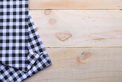 The background made from tablecloth Royalty Free Stock Photography