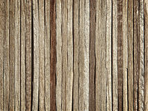 Background made of thin wooden slats Stock Image