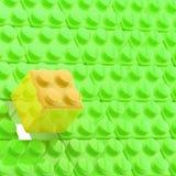 Background made of toy blocks. Background made of toy construction brick blocks stock illustration