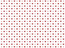 Background made up of hearts.  vector illustration