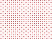 Background made up of hearts.  stock illustration