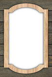 Background made of wood planks Royalty Free Stock Image