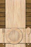 Background made of wood planks Stock Photography