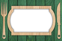 Background made of wooden Stock Photography