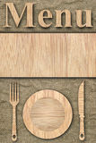 Background made of wooden Royalty Free Stock Images