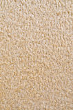 Background made of wool beige Stock Photography