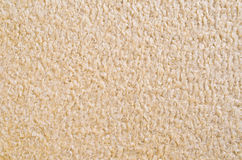 Background made of wool beige Stock Photo