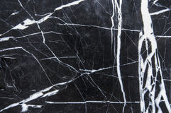 Background of marble in black and white Royalty Free Stock Image