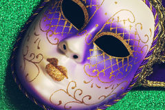Background for Mardi gras or Fat tuesday Royalty Free Stock Image