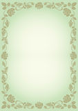 Background for menu Royalty Free Stock Photography