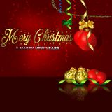 Background mery christmas. Bacground mery christmas happy new years Royalty Free Illustration