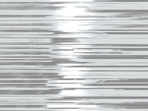 Background metal chrome strips. Royalty Free Stock Images