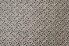 Diamond plate texture Royalty Free Stock Photo