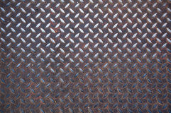 Diamond plate texture Stock Photo