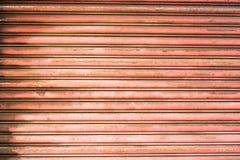 Background of metal door Stock Photo