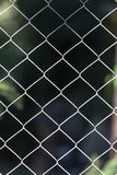 Background of metal fence Stock Images