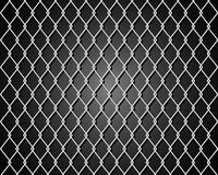 Background with metal grid Royalty Free Stock Photo