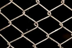 Background of the metal mesh. Photo of abstract background Royalty Free Stock Photos