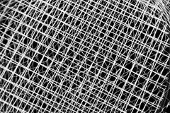 Background of the metal mesh. Photo of abstract background Royalty Free Stock Image
