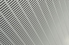 Background of metal plate sheet Royalty Free Stock Photos