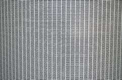 Background of metal plate sheet Stock Photo