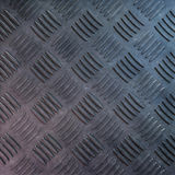 Background of metal with repetitive patten. 3D. Rendering Stock Image