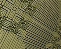 Background  2 Strict geometry. Background metal texture 2 Strict geometry Stock Images