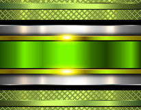 Background metallic, shiny metal texture Stock Photography