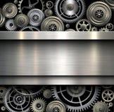 Background metallic Stock Photos