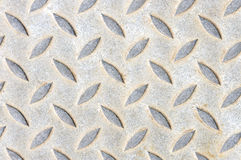 Background with metallic textures Royalty Free Stock Image