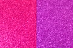 Background mixed glitter texture purple and pink, abstract background isolated stock image