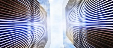Background of modern architecture Stock Photo