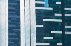 Business skyscraper background. Singapore Stock Images