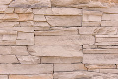 Background of Modern Slate stone Brick Wall Surfaced for design Royalty Free Stock Photos