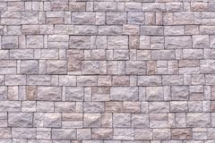 Background of Modern Slate stone Brick Wall Surfaced for design Stock Image
