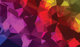 Background modern texture triangle geometry colorful lines. Enjoy vector illustration