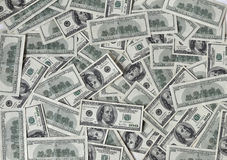 Background of money Royalty Free Stock Photo