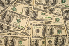 Background with money american Royalty Free Stock Photo