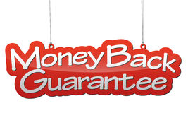 Background money back guarantee. This is background money back guarantee Royalty Free Stock Images