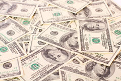 Background of money for business Stock Photos