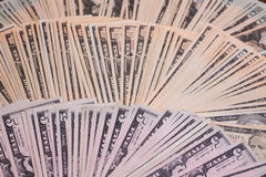 Background of the money Royalty Free Stock Photo