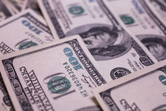 Background of money Stock Photography