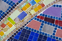 Background from mosaic Royalty Free Stock Images