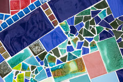 Background of mosaic stock photos